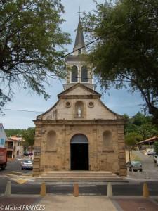 L'église de Sainte-Anne