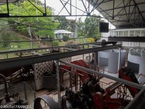 L'ancienne usine transformée pour la visite